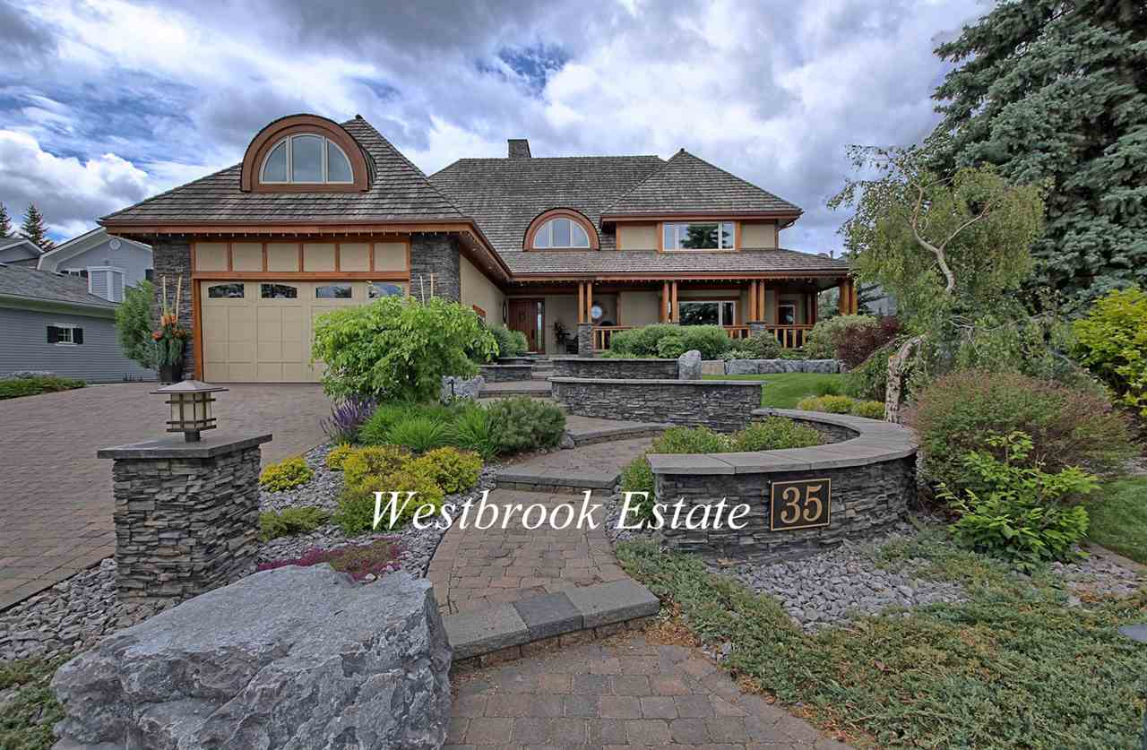 MLS® listing #E4143137 for sale located at 35 WESTBROOK Drive