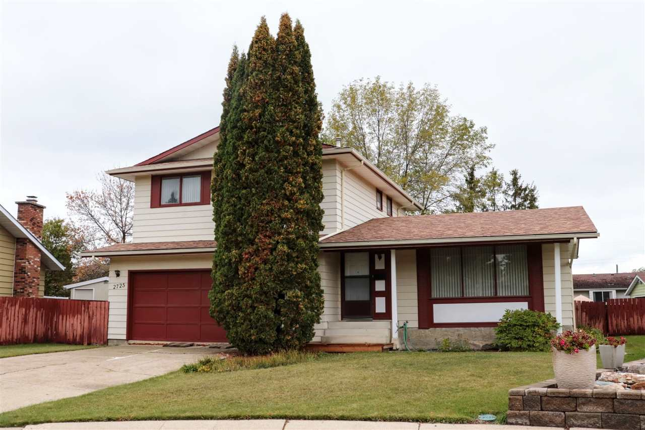 MLS® listing #E4143241 for sale located at 2725 118 Street