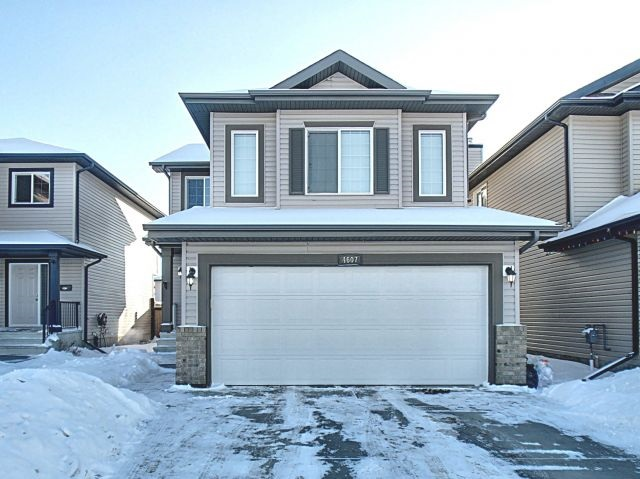 MLS® listing #E4143245 for sale located at 4607 163A Avenue