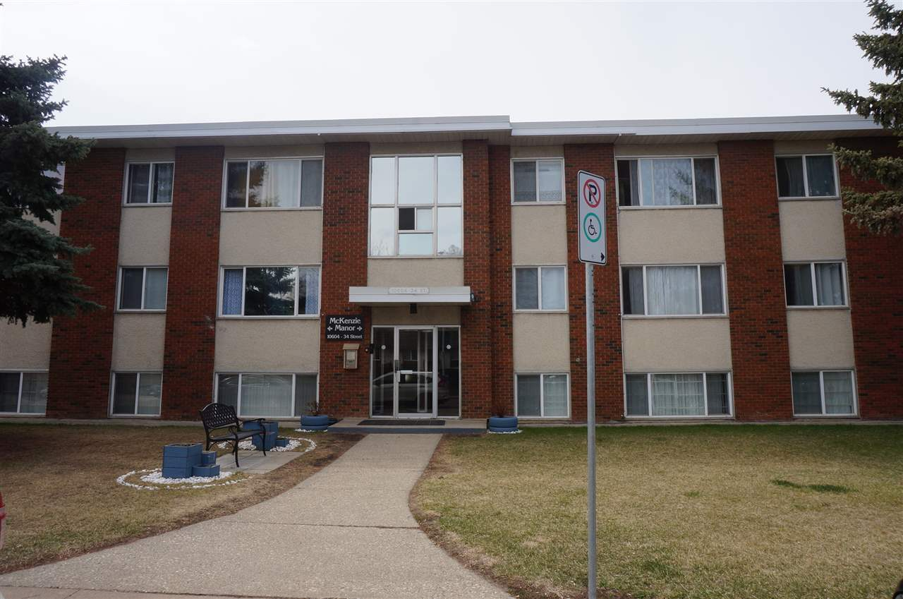 MLS® listing #E4143248 for sale located at 205 10604 34 Street