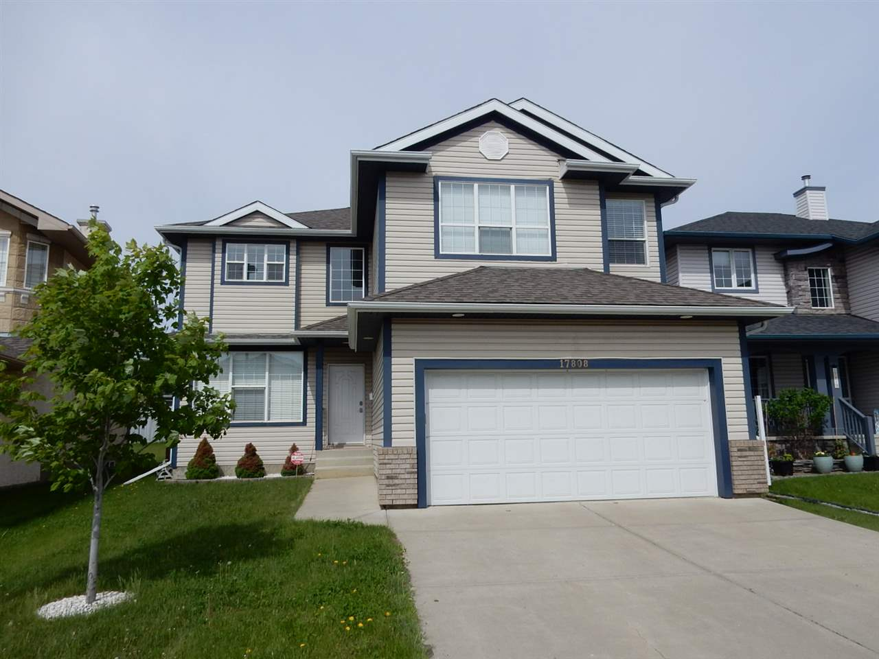 MLS® listing #E4143257 for sale located at 17808 110 Street