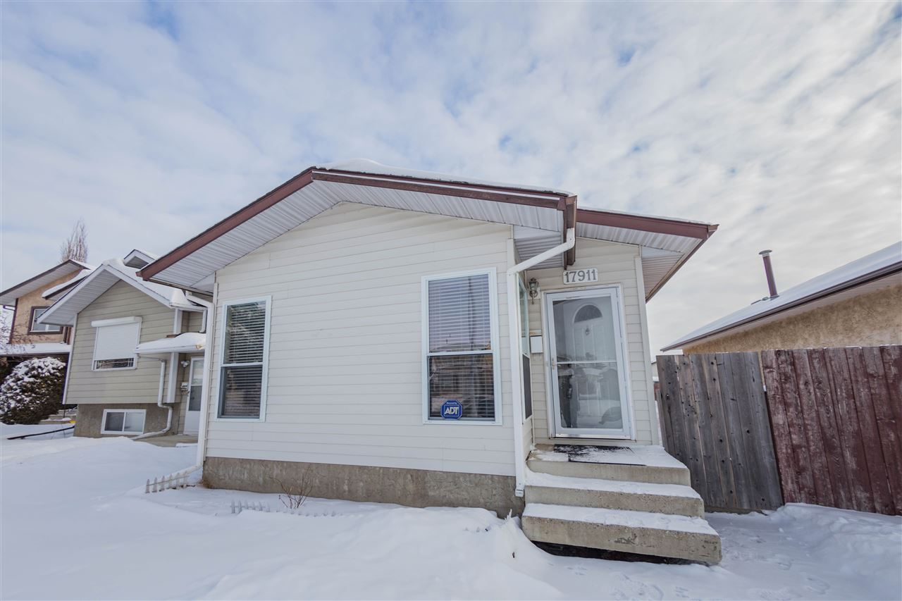 MLS® listing #E4143306 for sale located at 17911 92A Street