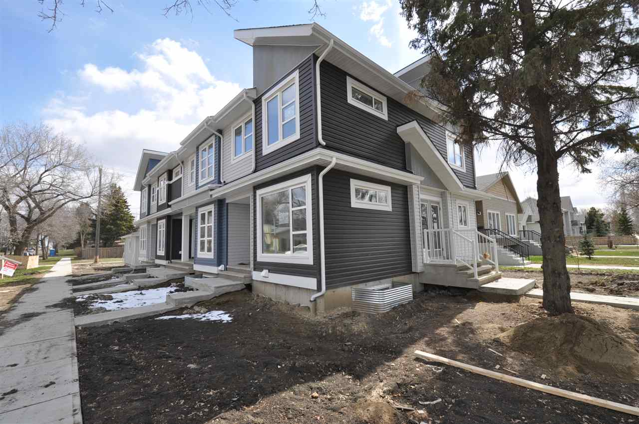 MLS® listing #E4143335 for sale located at 12323 122 Avenue