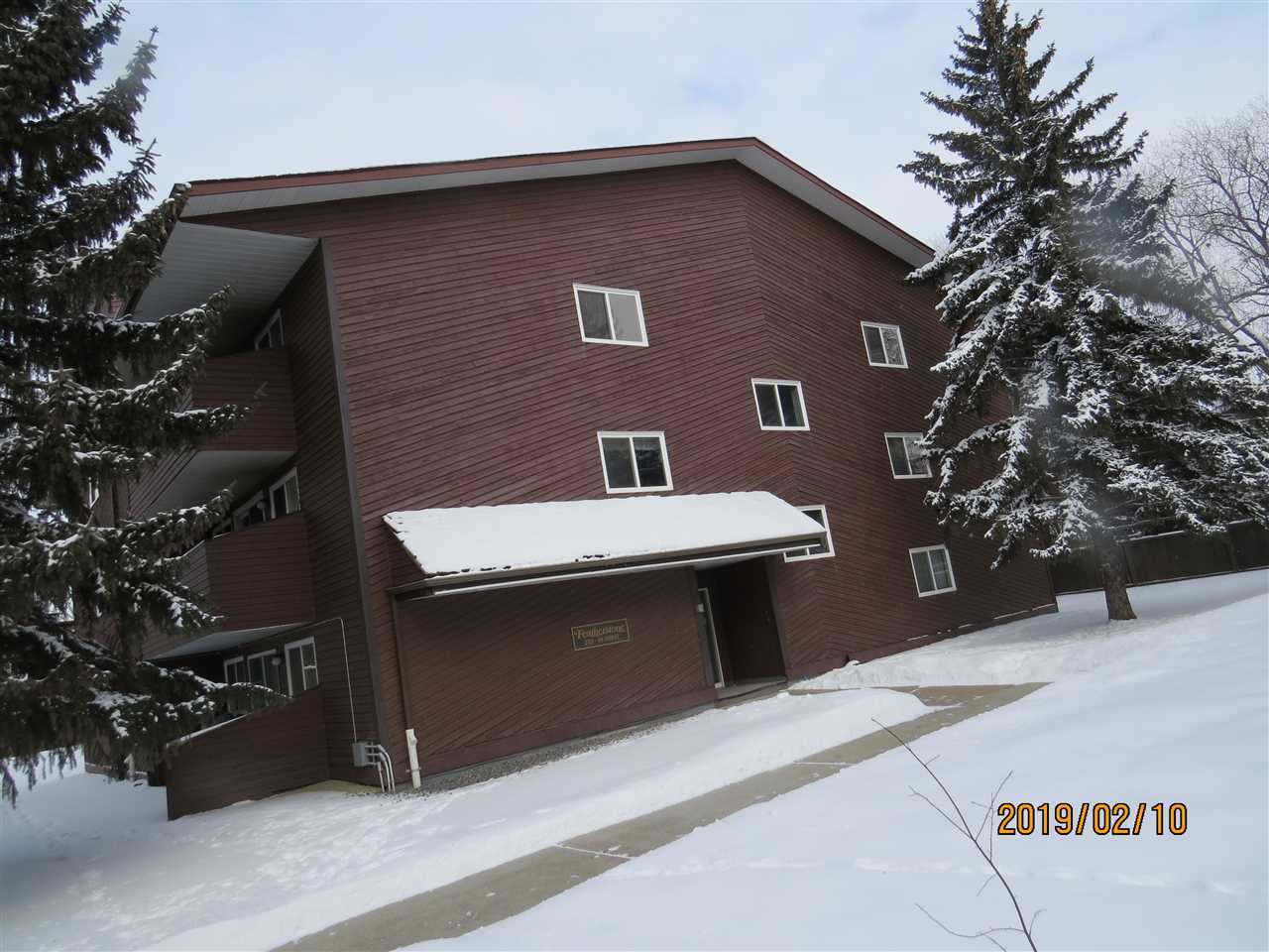 MLS® listing #E4143376 for sale located at 317 2319 119 Street