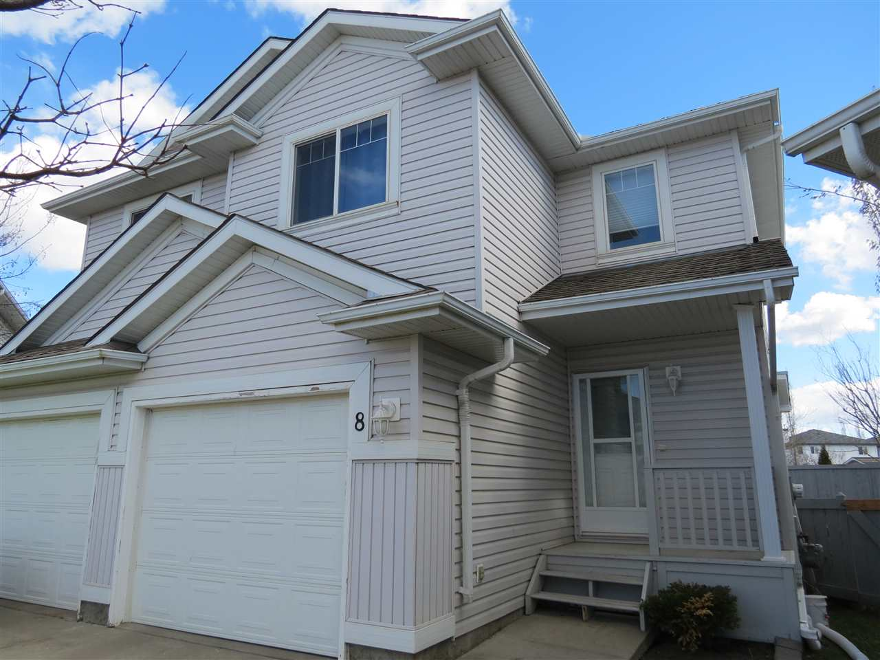 MLS® listing #E4143411 for sale located at 8 13403 Cumberland Road