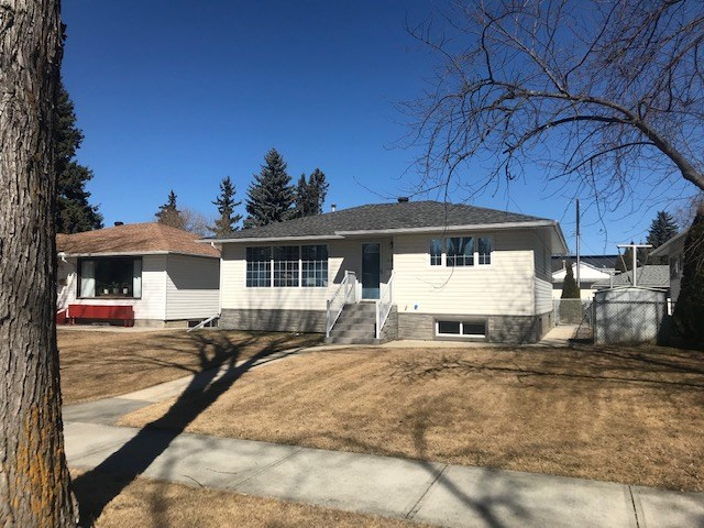 MLS® listing #E4143457 for sale located at 7508 96 Avenue