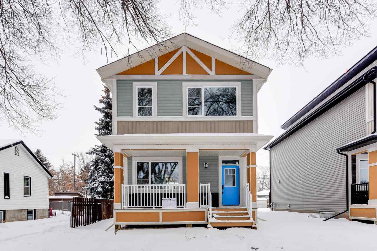 MLS® listing #E4143472 for sale located at 12215 46 Street