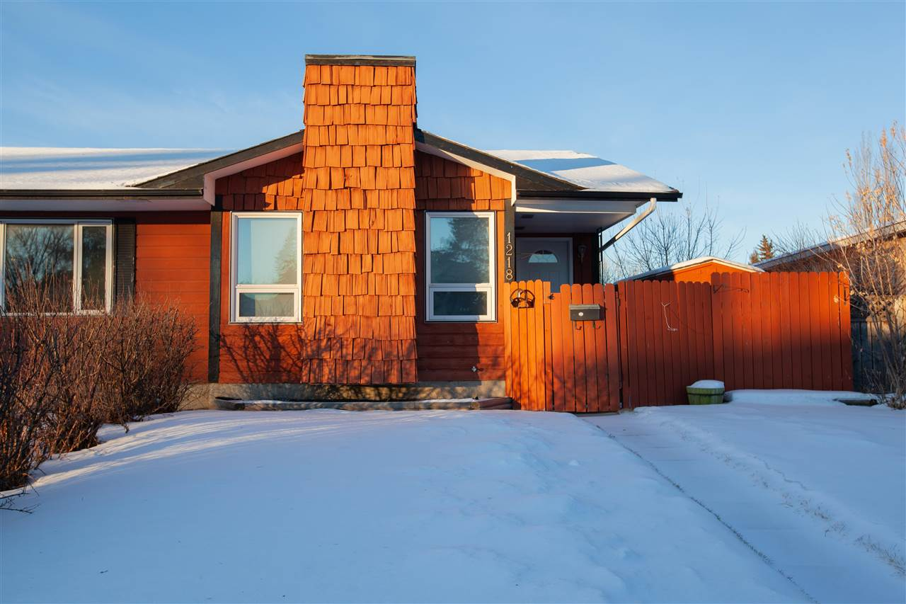 MLS® listing #E4143474 for sale located at 1218 62 Street