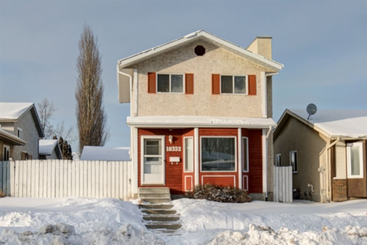 MLS® listing #E4143516 for sale located at 18352 76 Avenue