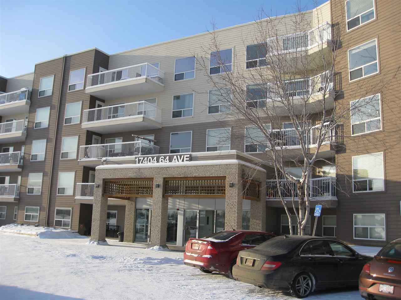 MLS® listing #E4143593 for sale located at 114 17404 64 Avenue