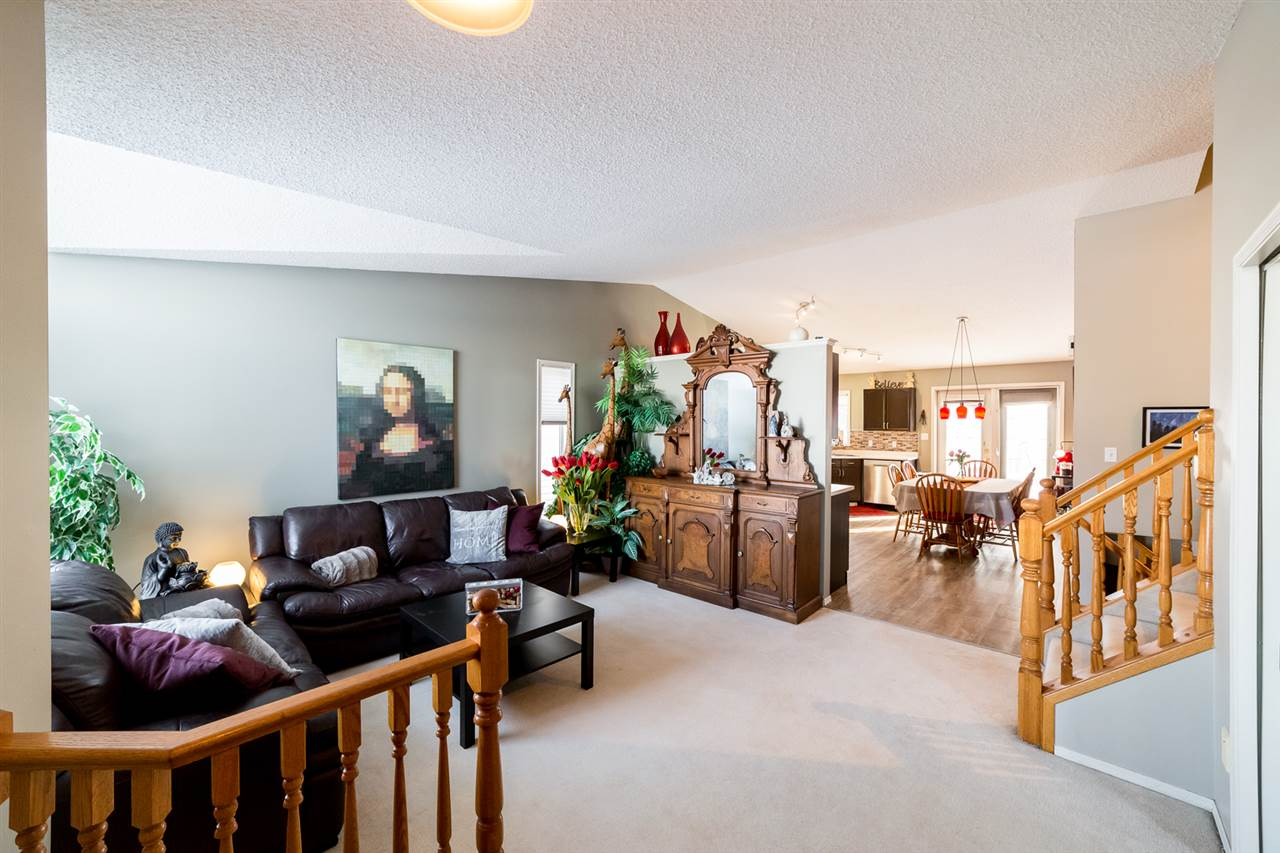 MLS® listing #E4143699 for sale located at 6225 159A Avenue