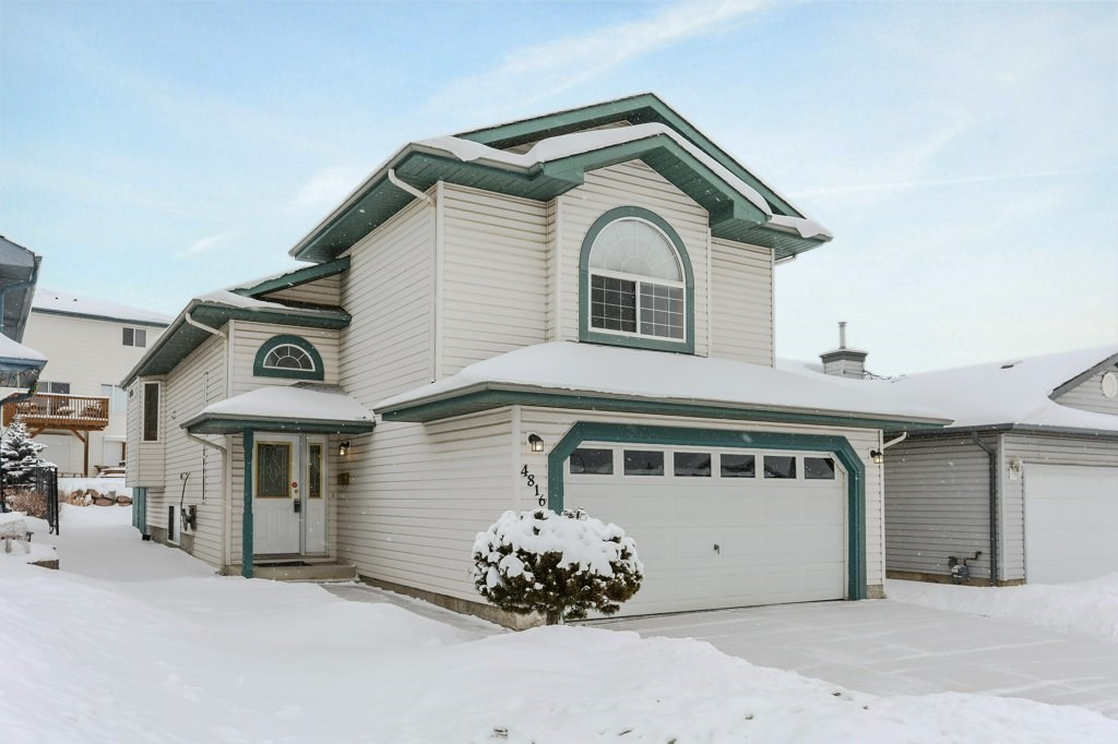 MLS® listing #E4143727 for sale located at 4816 148 Avenue