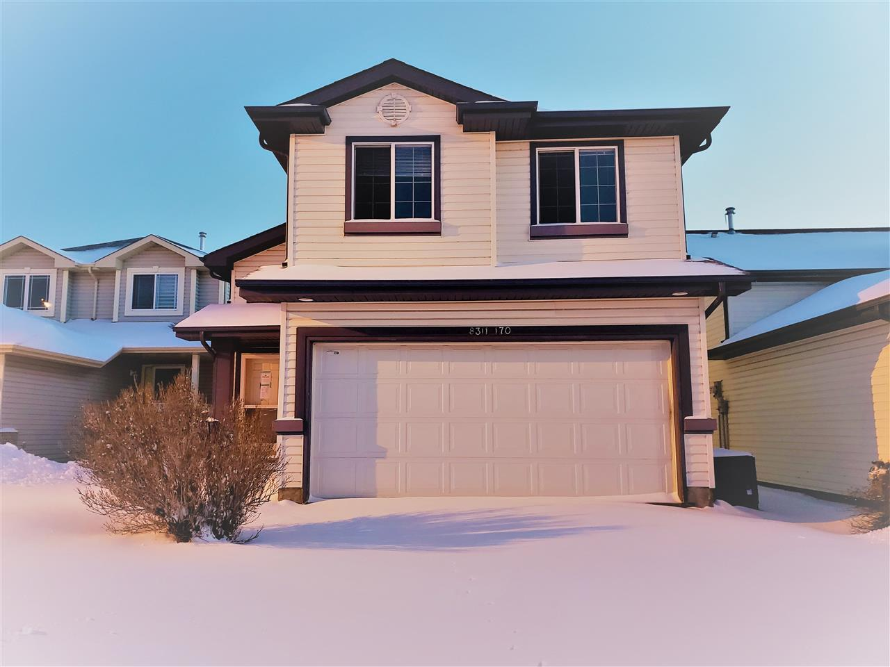 MLS® listing #E4143763 for sale located at 8311 170 Avenue