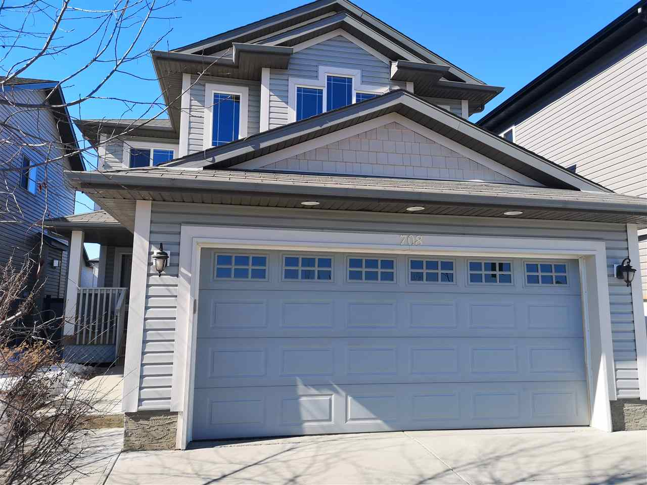 MLS® listing #E4143846 for sale located at 708 172 Street