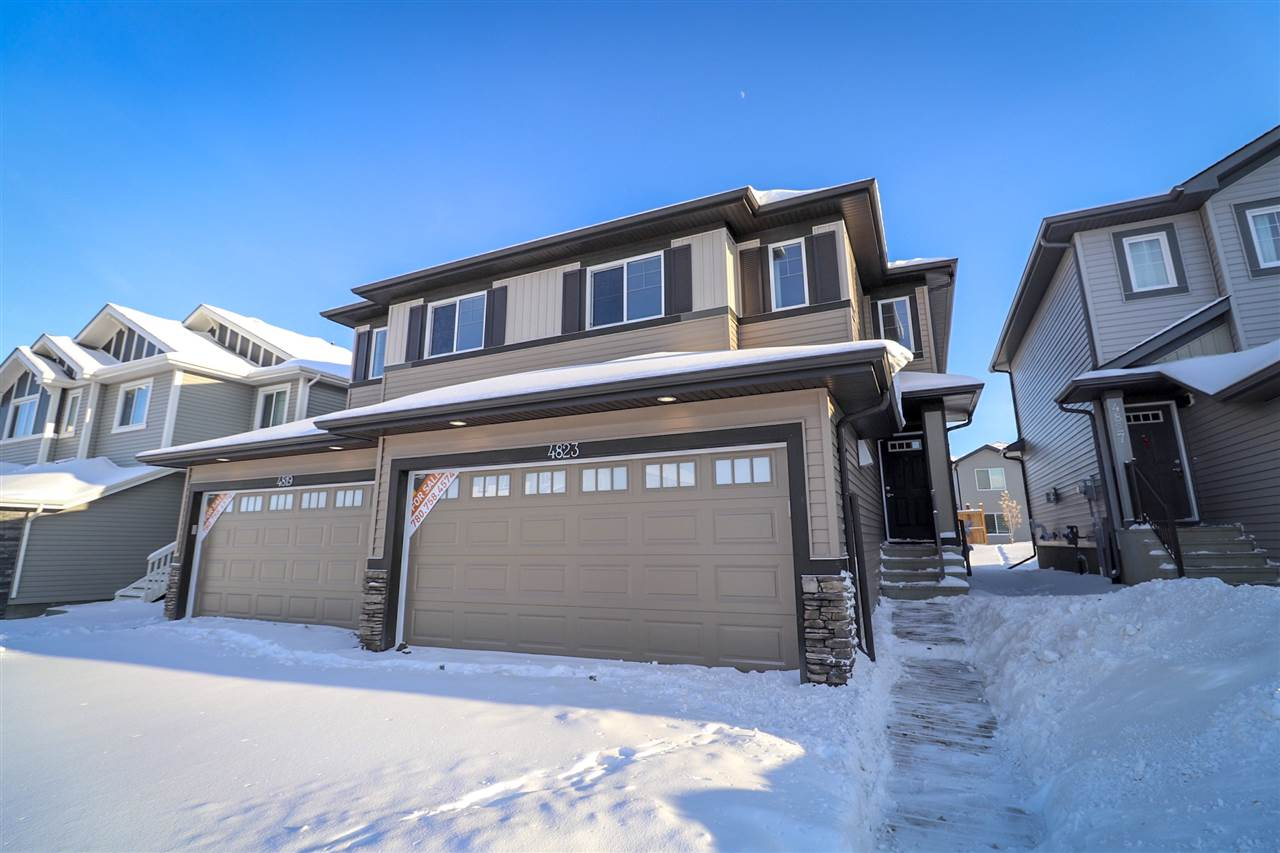 MLS® listing #E4143874 for sale located at 4823 173 Avenue