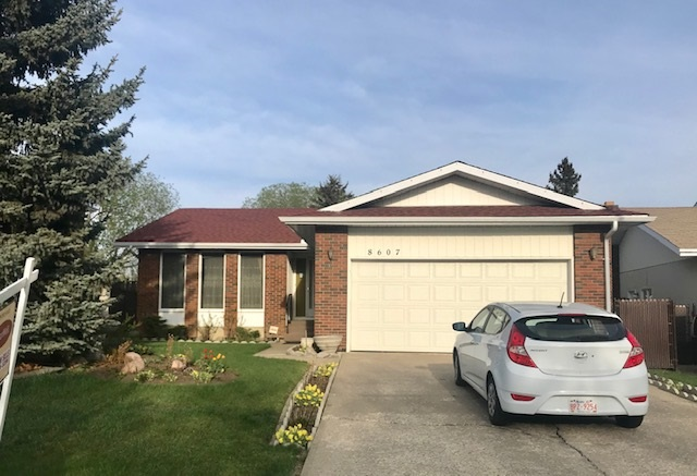 MLS® listing #E4143913 for sale located at 8607 185 Street