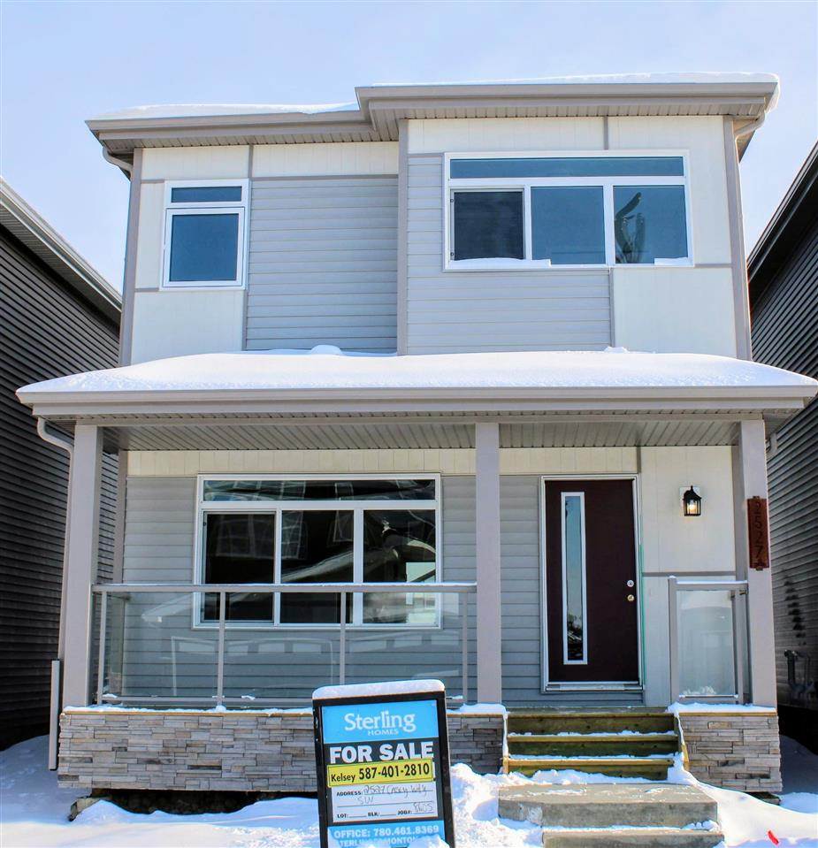 MLS® listing #E4143952 for sale located at 2527 CASEY Way