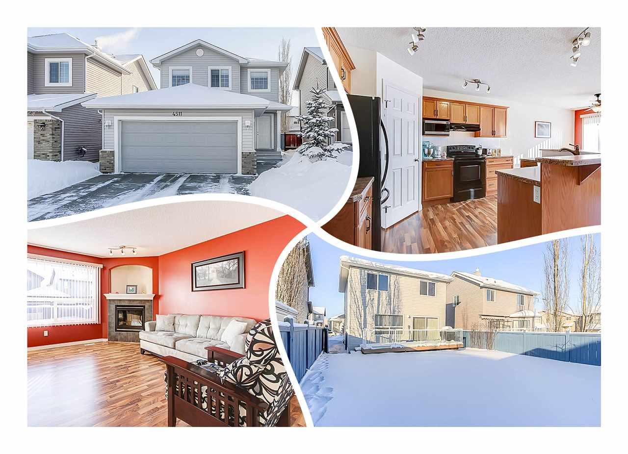 4511 163A Avenue, 3 bed, 4 bath, at $375,000