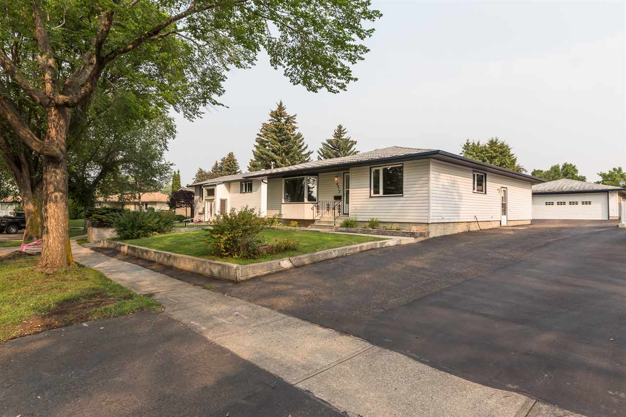MLS® listing #E4144141 for sale located at 6412 148 Avenue NW