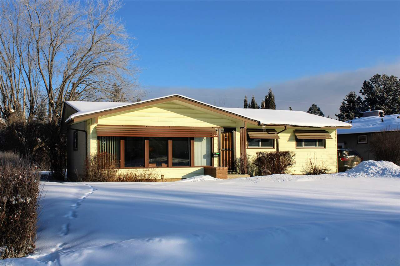 6612 108 Avenue NW, 3 bed, 1 bath, at $629,000
