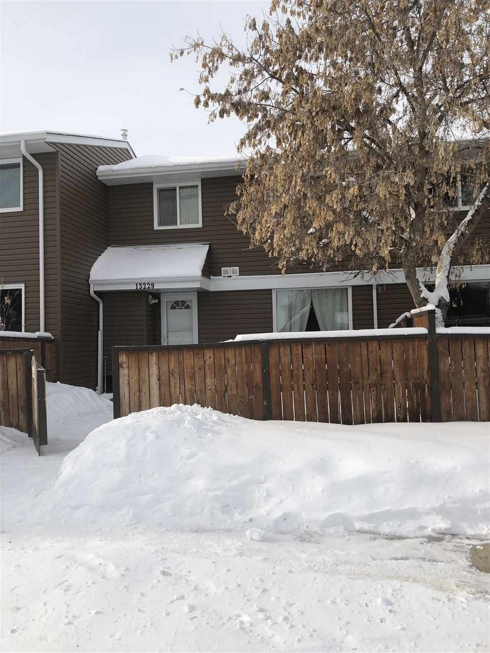 MLS® listing #E4144144 for sale located at 13229 47 Street