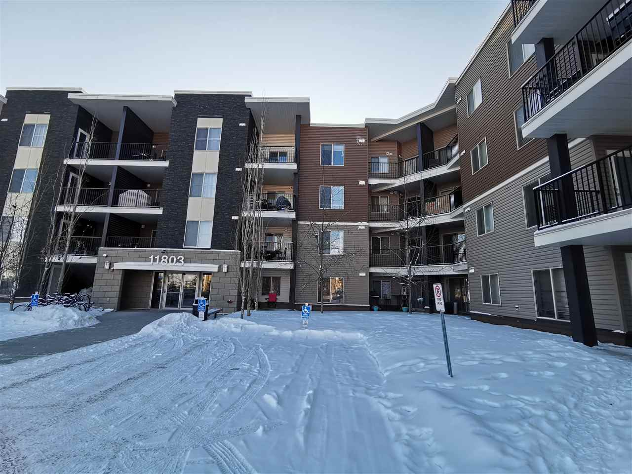 MLS® listing #E4144147 for sale located at 309 11803 22 Avenue