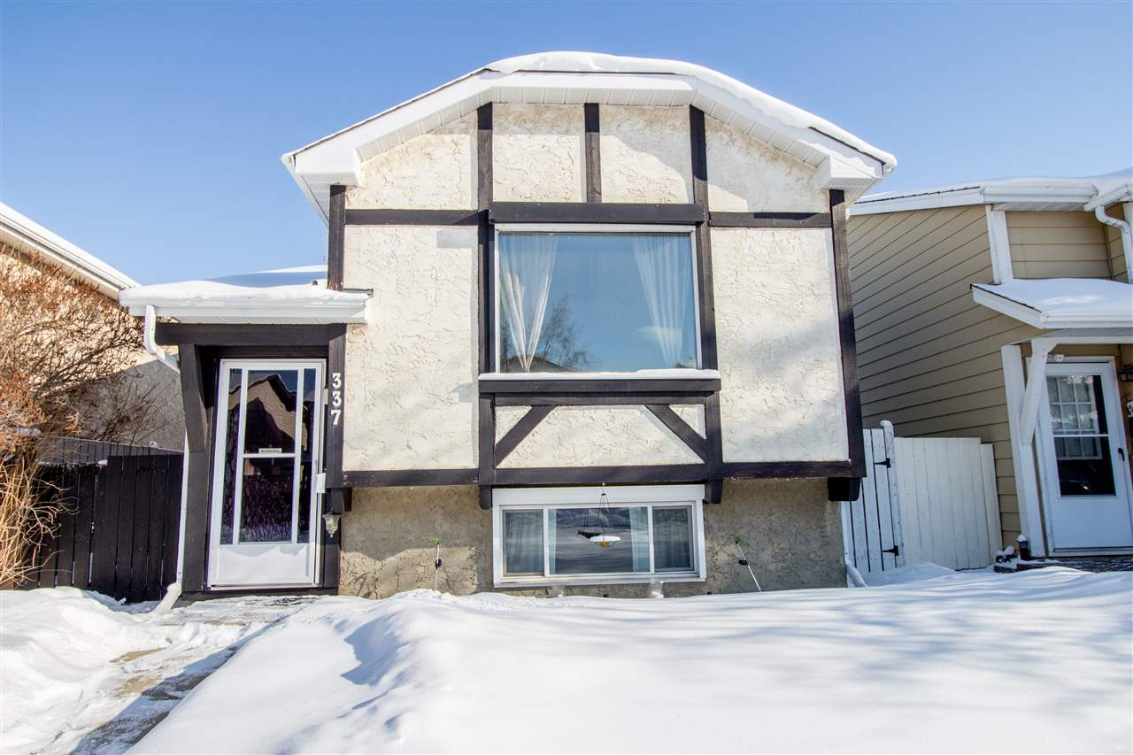 337 KIRKPATRICK Crescent, 3 bed, 2 bath, at $314,900