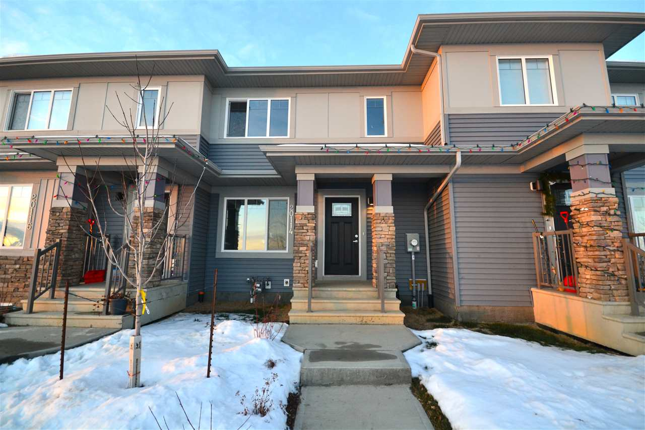 MLS® listing #E4144256 for sale located at 20114 27 Avenue