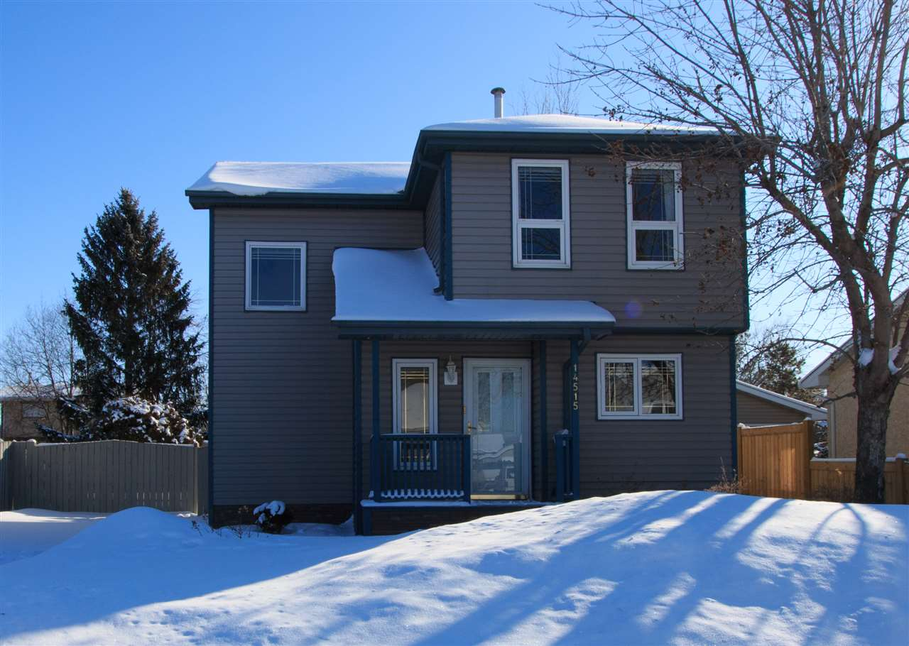 MLS® listing #E4144288 for sale located at 14515 20 Street