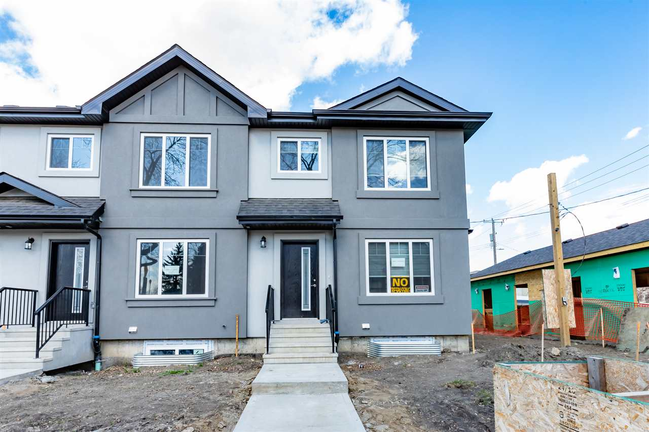 MLS® listing #E4144302 for sale located at 10618 110 Avenue