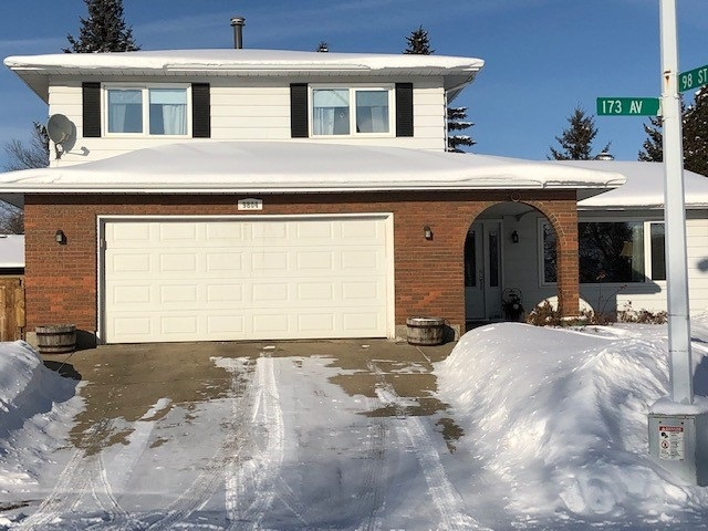 MLS® listing #E4144309 for sale located at 9804 173 Avenue