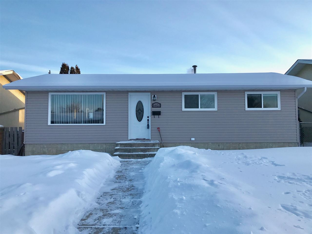 MLS® listing #E4144313 for sale located at 8403 147 Avenue