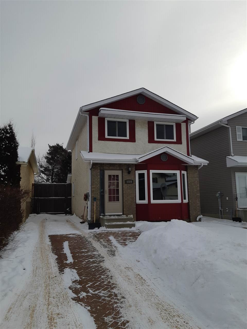 MLS® listing #E4144339 for sale located at 5509 186 Street