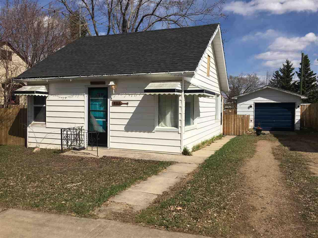 4313 49 Street, 1 bed, 1 bath, at $99,000