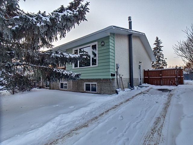 MLS® listing #E4144470 for sale located at 7632 172 Street