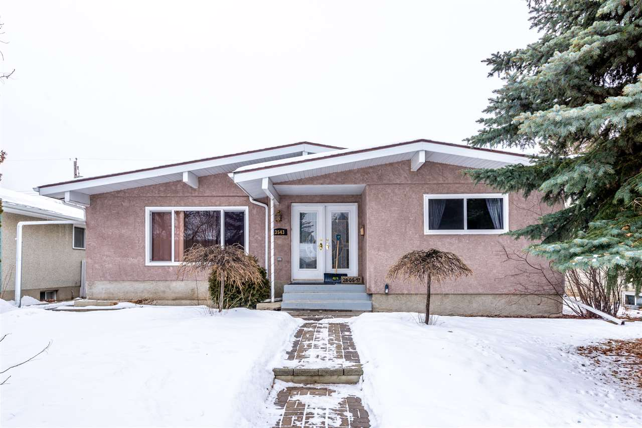 MLS® listing #E4144636 for sale located at 3543 114 Street