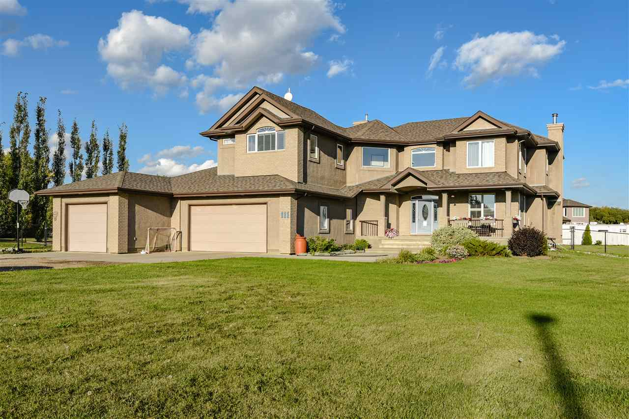 MLS® listing #E4144678 for sale located at 111 206 Street