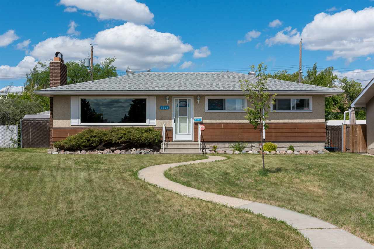 MLS® listing #E4144719 for sale located at 9524 129A Avenue NW