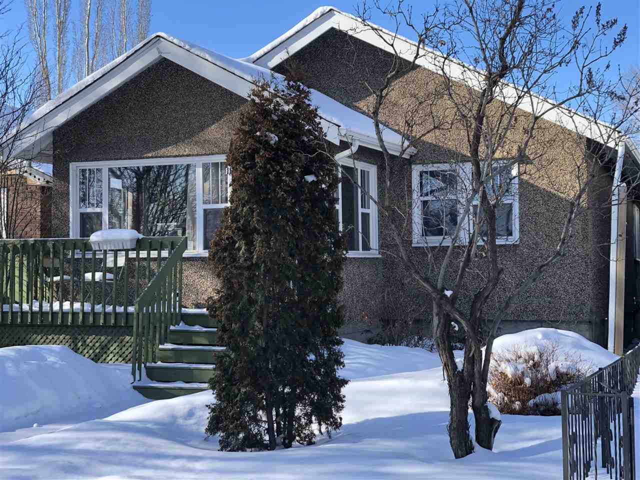 MLS® listing #E4144741 for sale located at 11128 97 Street