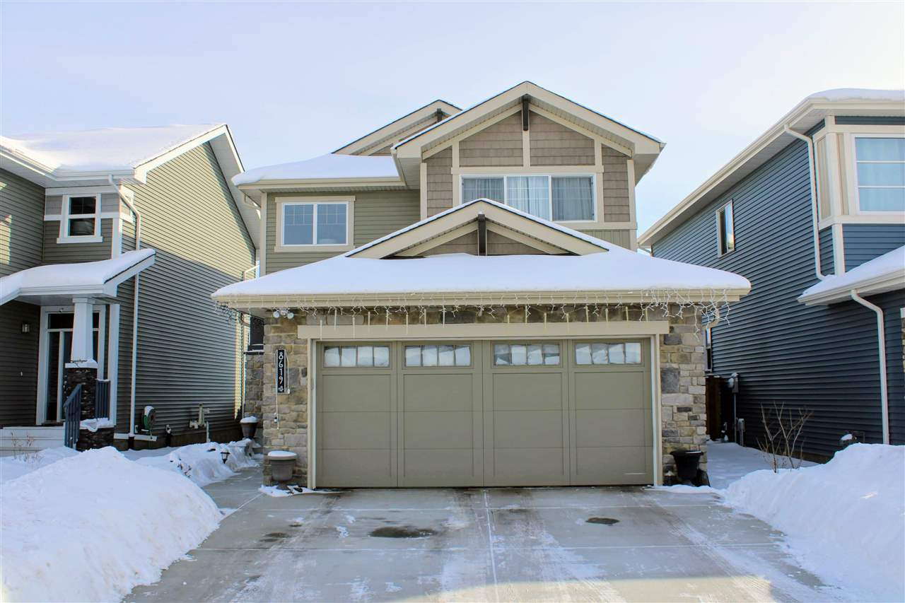 MLS® listing #E4144774 for sale located at 8619 218 Street