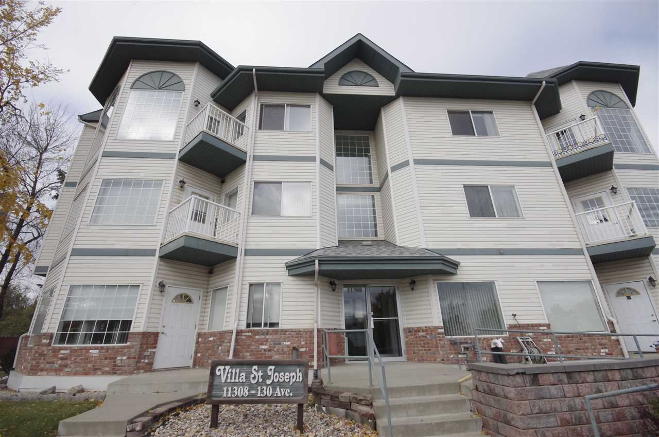 MLS® listing #E4144840 for sale located at 104 11308 130 Avenue