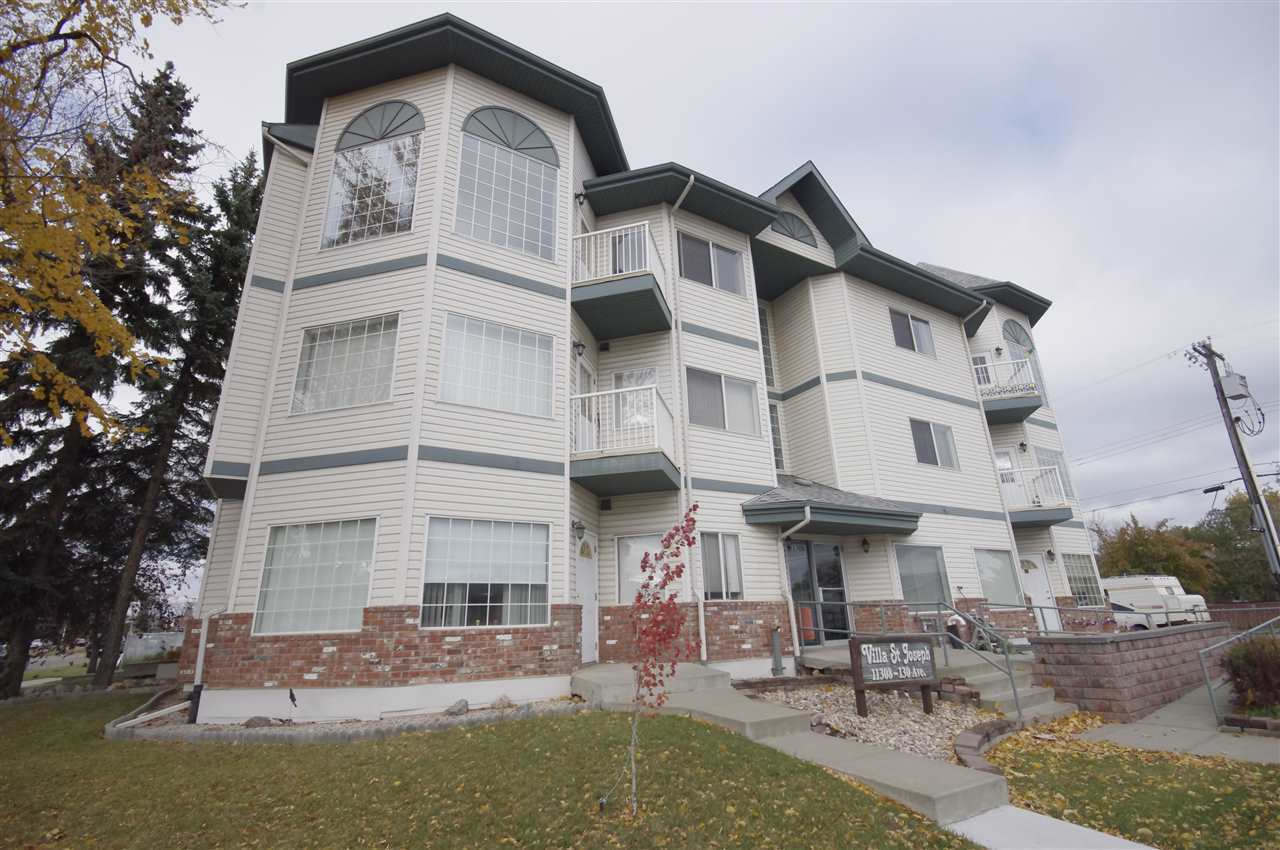 MLS® listing #E4144841 for sale located at 105 11308 130 Avenue