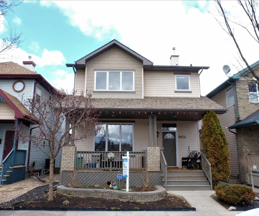 MLS® listing #E4144846 for sale located at 8824 100 Avenue