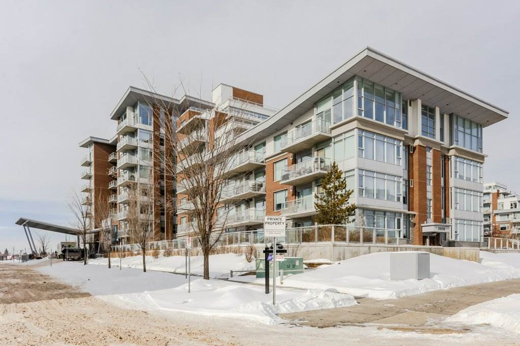 MLS® listing #E4144897 for sale located at 110 2606 109 Street