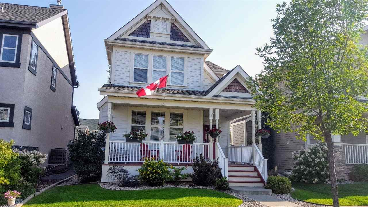 MLS® listing #E4144904 for sale located at 9911 144 Avenue
