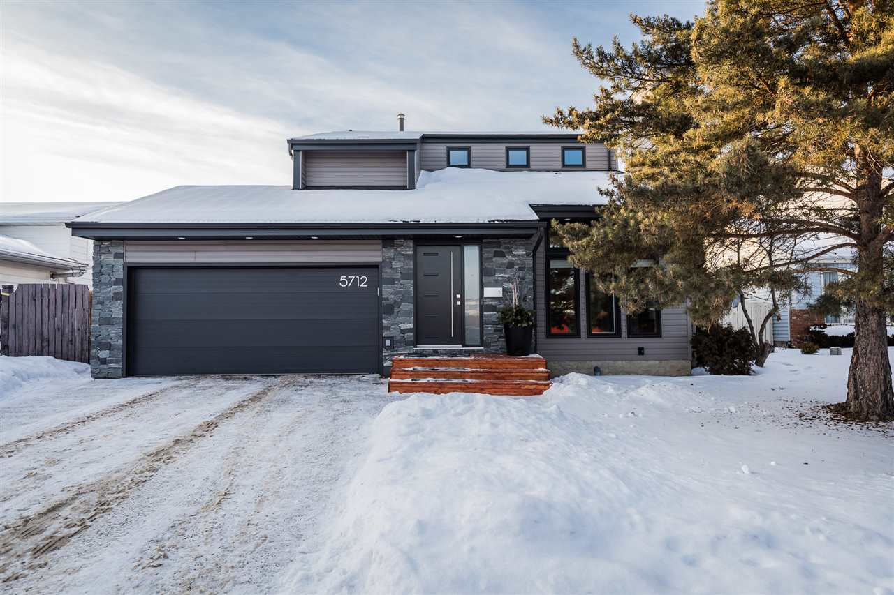 MLS® listing #E4144924 for sale located at 5712 175 Street