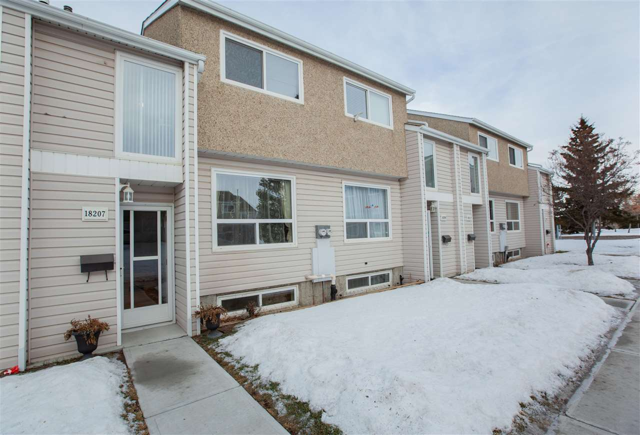 MLS® listing #E4144930 for sale located at 18207 93 Avenue