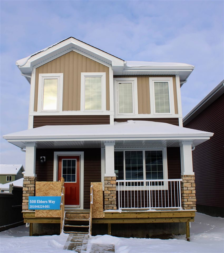 MLS® listing #E4144933 for sale located at 508 EBBERS Way