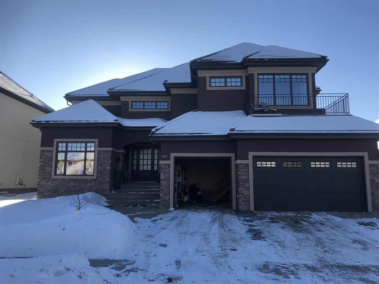 MLS® listing #E4144971 for sale located at 2457 Cameron Ravine Dr