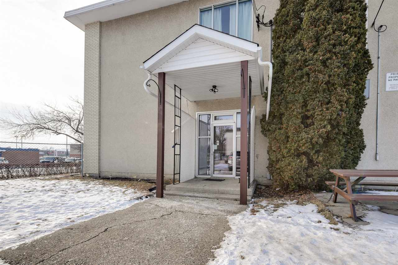 MLS® listing #E4144992 for sale located at 204 11907 81 Street
